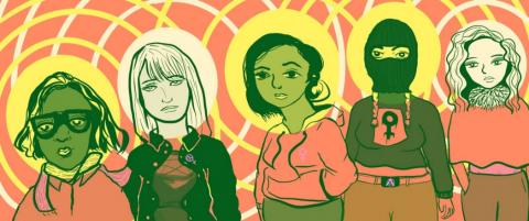 Feminists Tending Towards Unfederation