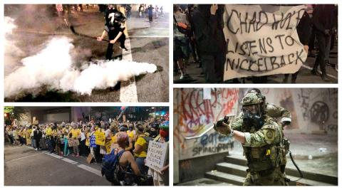 Portland Awakens: A Report From the Front Lines