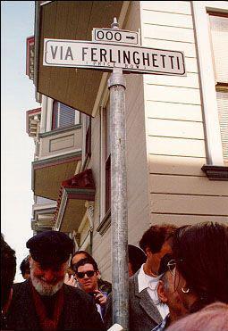 Lawrence Ferlinghetti, In Memoriam