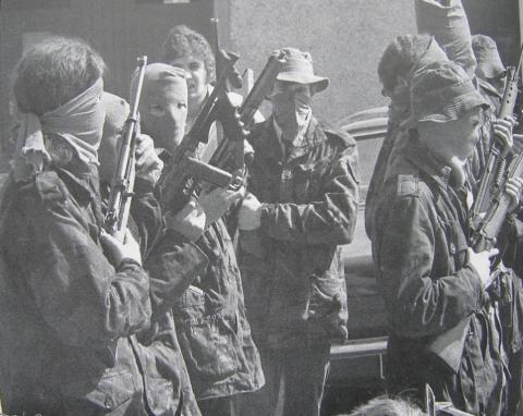 Group & Guerilla Anarchism