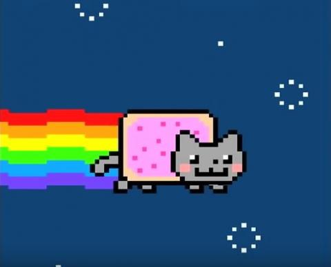 NYAN: A meme project thoroughly committed to not being taken seriously.