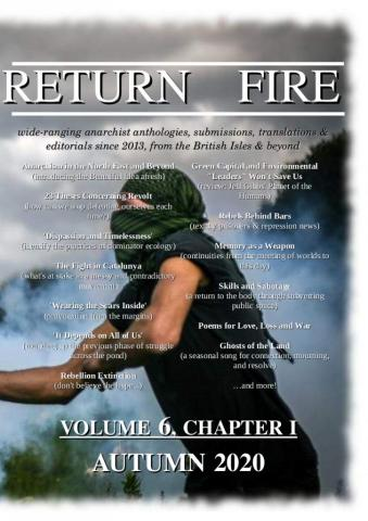 New issue of UK anarchist zine Return Fire