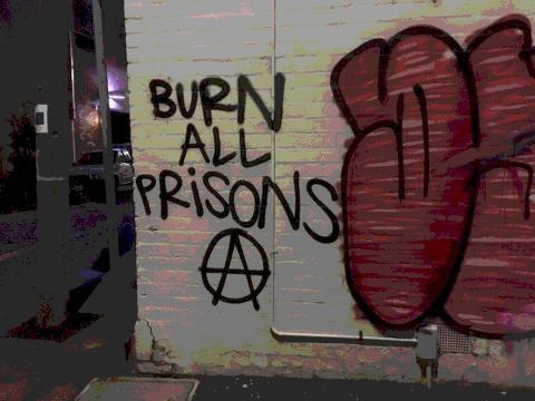 Letter of Anarchist Prisoner Beppe from Pavia Prison in Italy