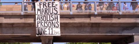 Free Michael Kimble, Raze the Walls