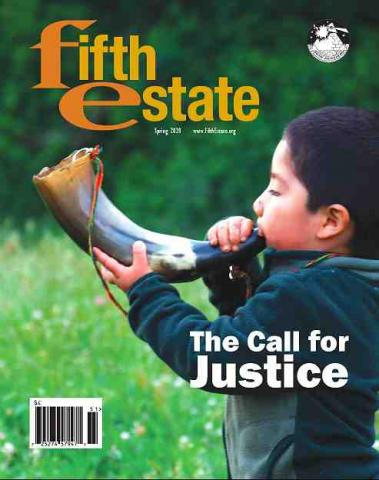 Fifth Estate Live with Eric Laursen