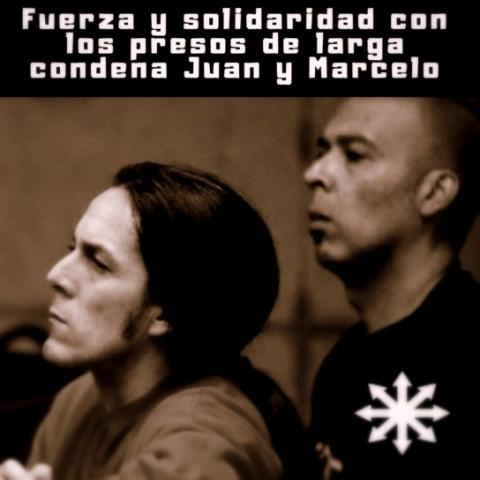 Juan Aliste and Marcelo Villarroel