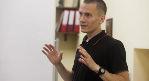 Anarchist blogger Nikolai Dedok arrested in Belarus