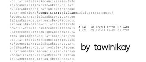 Reconciliation is Dead: A Strategic Proposal