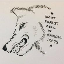 Night Forest Cell of Radical Poets