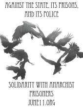 International Day of Solidarity with Marius Mason & All Long-Term Anarchist Prisoners