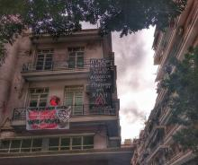 Greece: Anarchists defiant amid eviction threat to occupied social centres