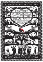 Anarchy 2022 - St-Imier July 28-31
