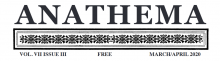 Anathema: Volume 6 Issue 3