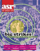 """An independent labor magazine"""