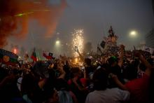 Chile: The Front Line—and the Line to the Ballot Box