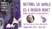 "Edinburgh Anarchist Feminist Bookfair: Recording of ""Jewish Anarchists"" Panel"