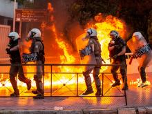 Greece: Everything Is Coming to a Boil