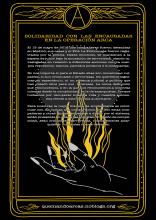Solidarity with the Defendants in Operación Arca!