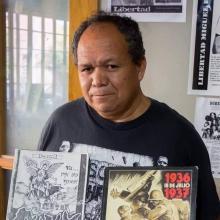 Tobi, Anarchist Compañero from the Biblioteca Social Reconstruir, Passes Away